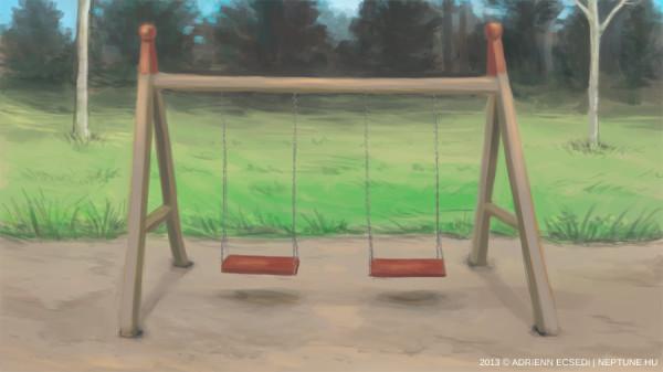 Comm_Desulishor_Playground_swingset_s_by_Adrienn_Ecsedi