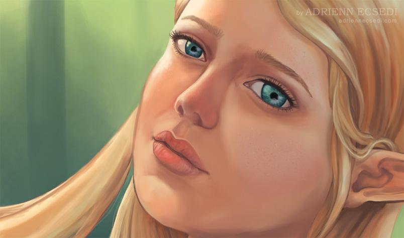 Charlotte face details