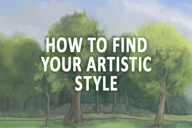 How to find your artistic style